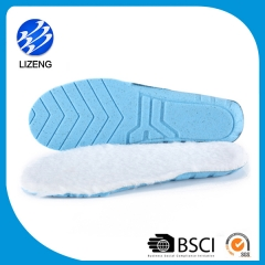 hi-poly comfort insole